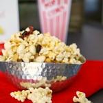 Skinny Caramel Popcorn ~ Low Calorie Popcorn