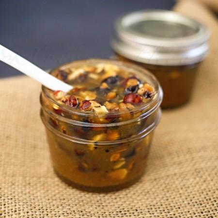 Hazelnut Caramel Sauce