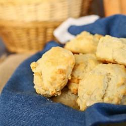 15 Minute Drop Biscuits