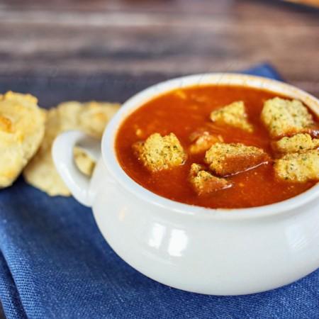 Crock Pot Chicken Tomato Soup