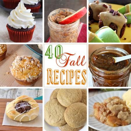 40 Fall Recipes