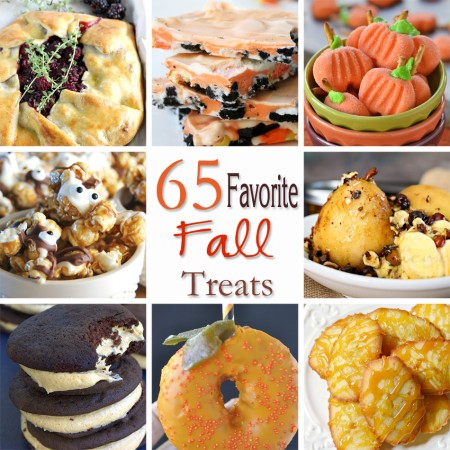 65 Favorite Fall Treats