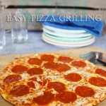 Easy Pizza Grilling