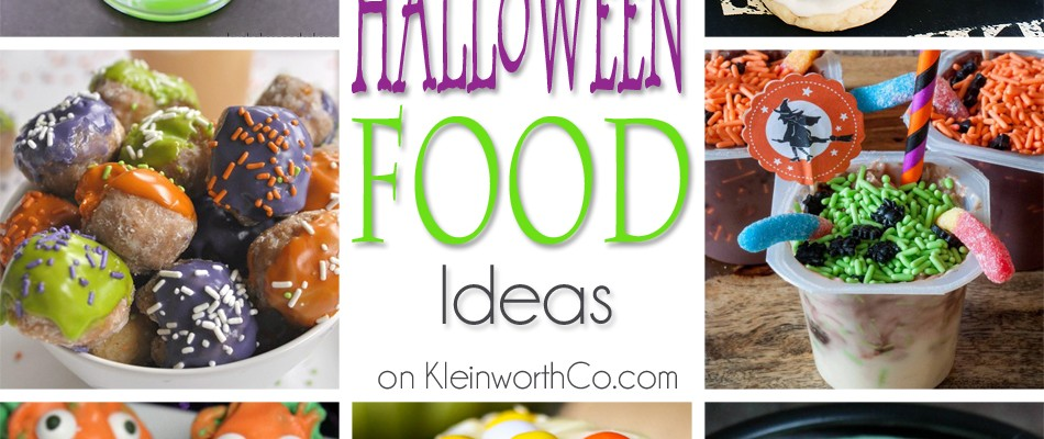 15 Halloween Food Ideas