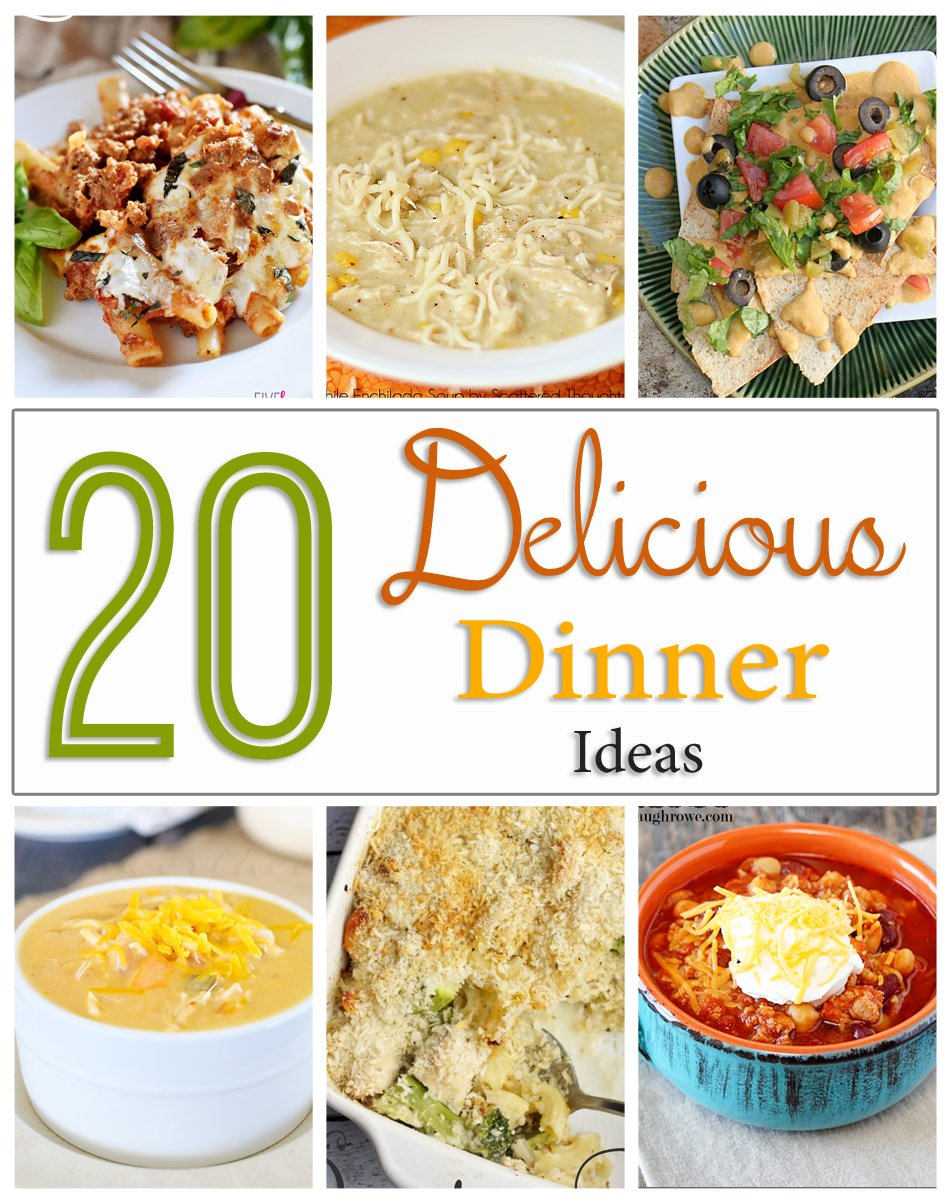 25 Friday Night Dinner Ideas Page 2 Of 2 Kleinworth Co