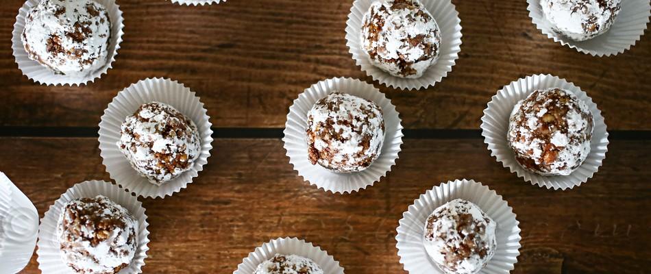 Captain Crunch Bourbon Balls {Bourbon Week – Day 3}