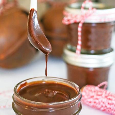 Chocolate Bourbon Sauce