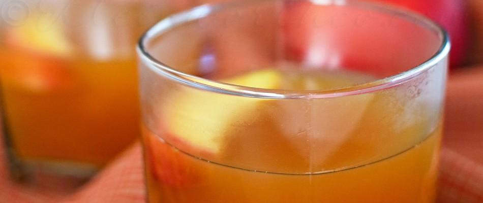 Honey Bourbon Apple Cider {Bourbon Week – Day 2}