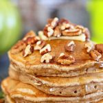 Apple Butter Pancakes recipe