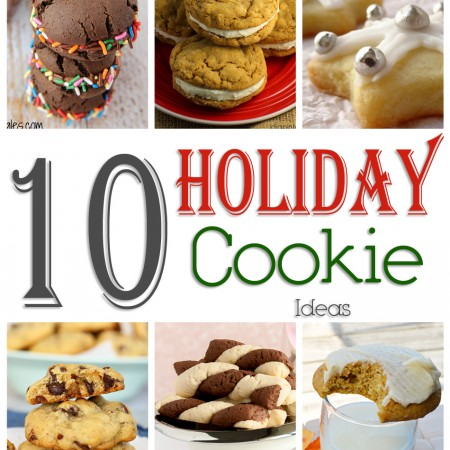 10 Holiday Cookie Ideas