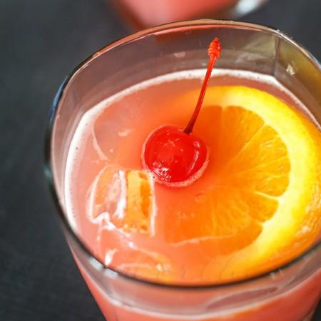 Sour Pom Cider