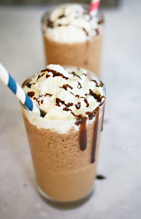 Reese's Frappuccino