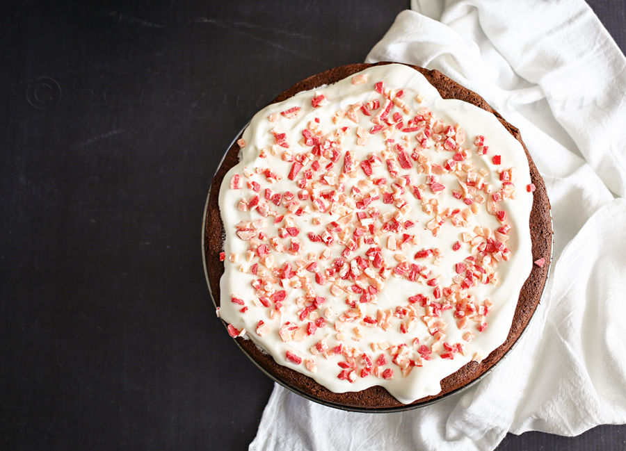 Peppermint Thin Cake