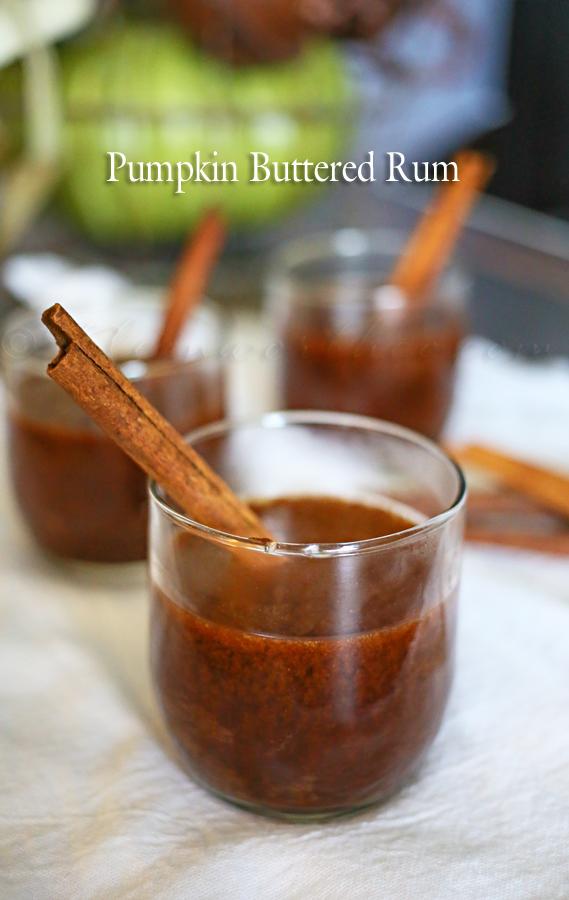 Pumpkin Buttered Rum
