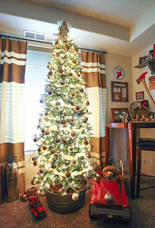 Christmas Room Tour 2014