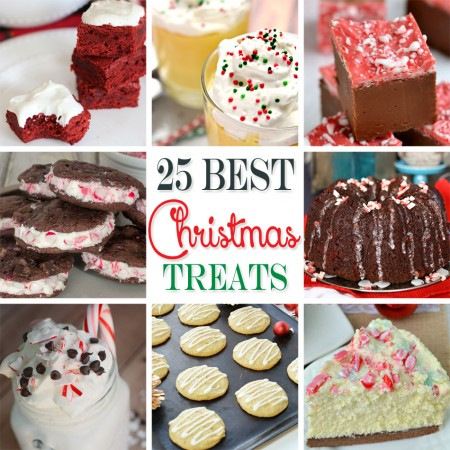 25 Best Christmas Treats