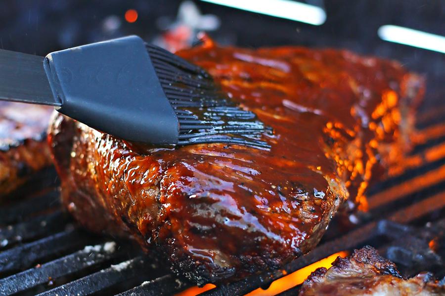 Barbecue Tri Tip Roast