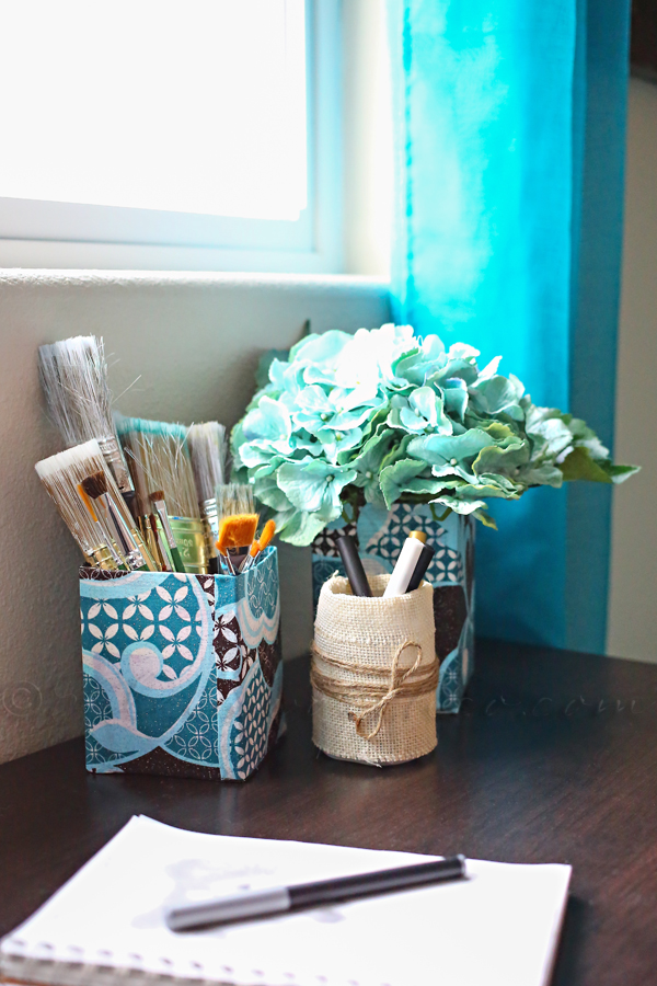 Desk Organizer DIY