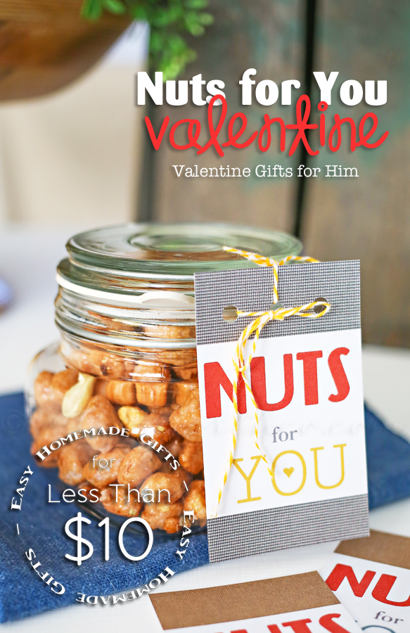 Nuts for You Valentine