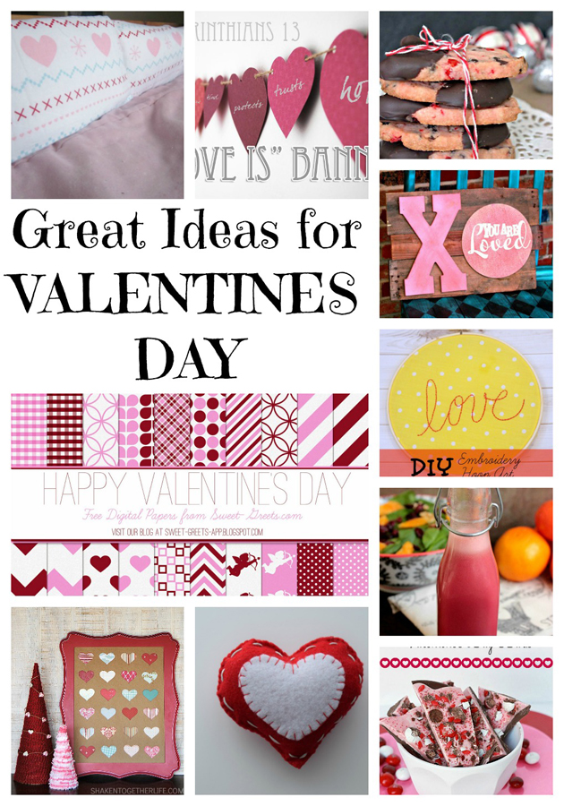 15 party food ideas kleinworth co for Good valentines day meal ideas