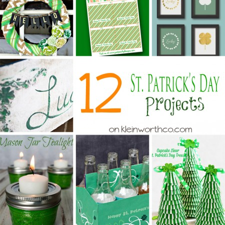 12 St. Patrick's Day Projects