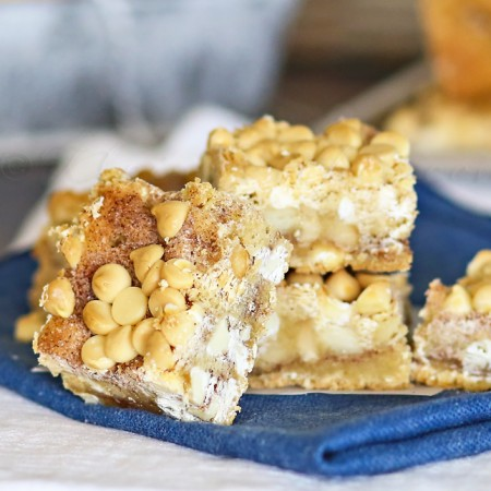 White Chocolate Macadamia Nut Blondies : Yummy Bar Recipes