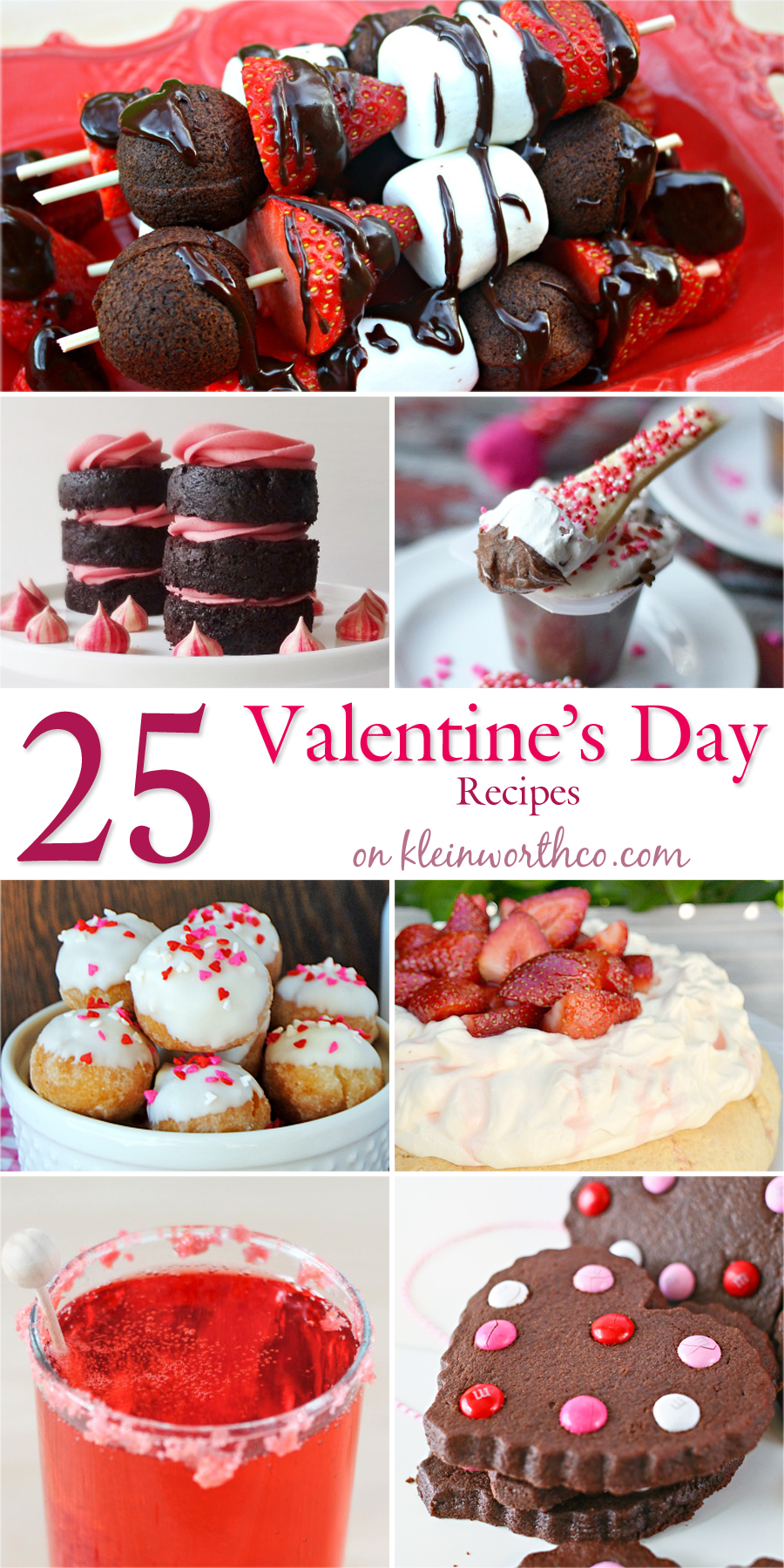 25 Valentine's Day Recipes