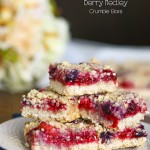 Berry Medley Crumble Bars