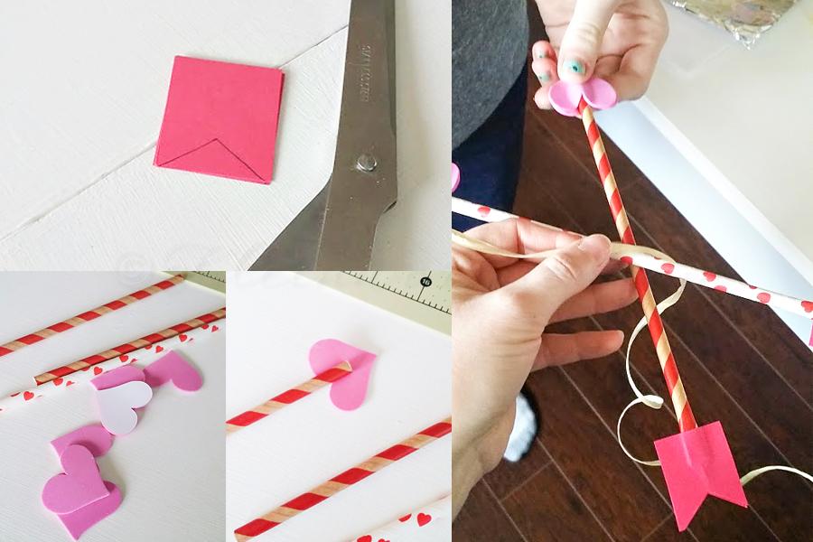 Cupid's Valentine Card Holder