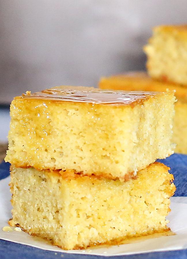 recipe for cornmeal bread