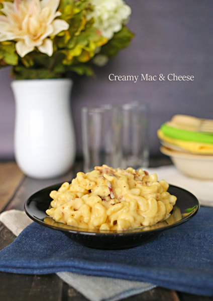 Creamy Mac & Cheese
