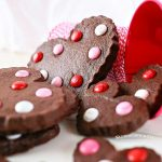 Valentine Chocolate Sugar Cookies recipe