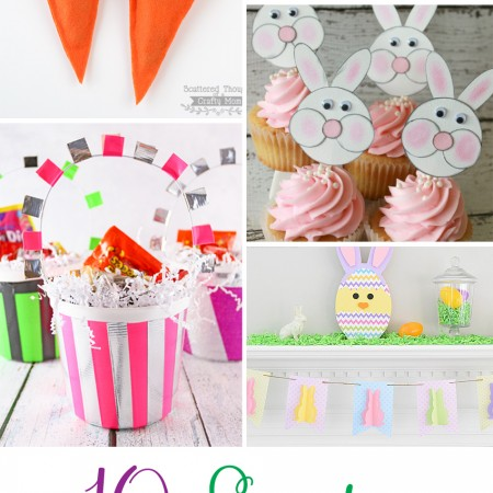 10 Easter Crafts