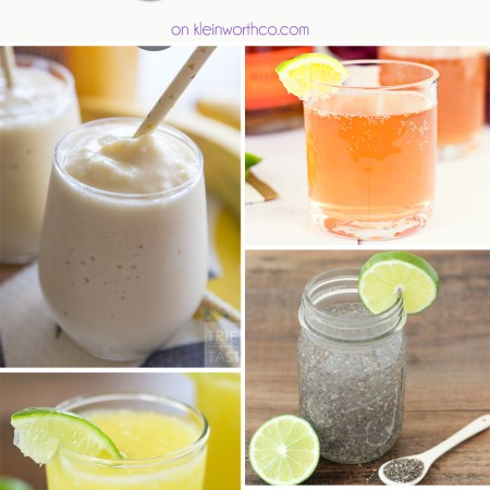 10 Spring Drinks