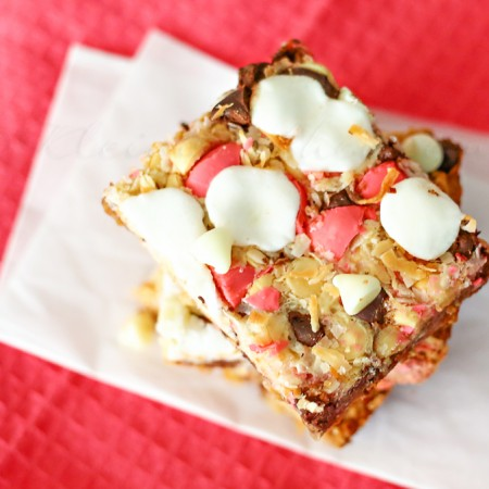 Spring Seven Layer Bars : Yummy Bar Recipes