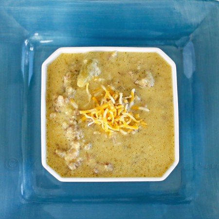 Hearty Broccoli Cheddar Soup : Easy Family Dinner Ideas