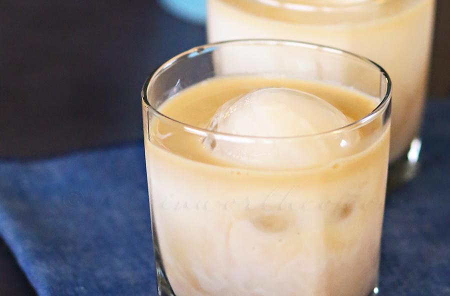 Irish Cream Chai Tea Latte