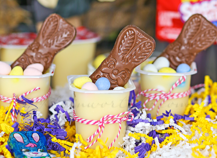 Easter Pudding Cups