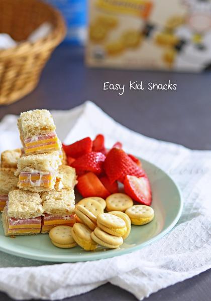 Easy Kids Snacks