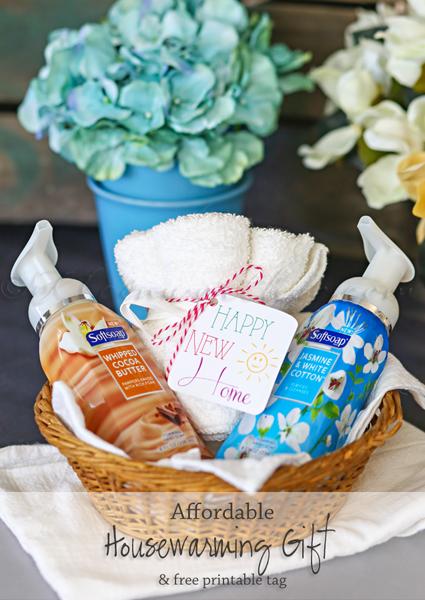 Affordable Housewarming Gift Idea