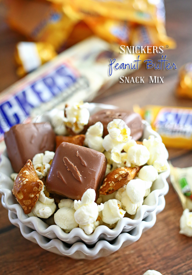 SNICKERS® Peanut Butter Snack Mix