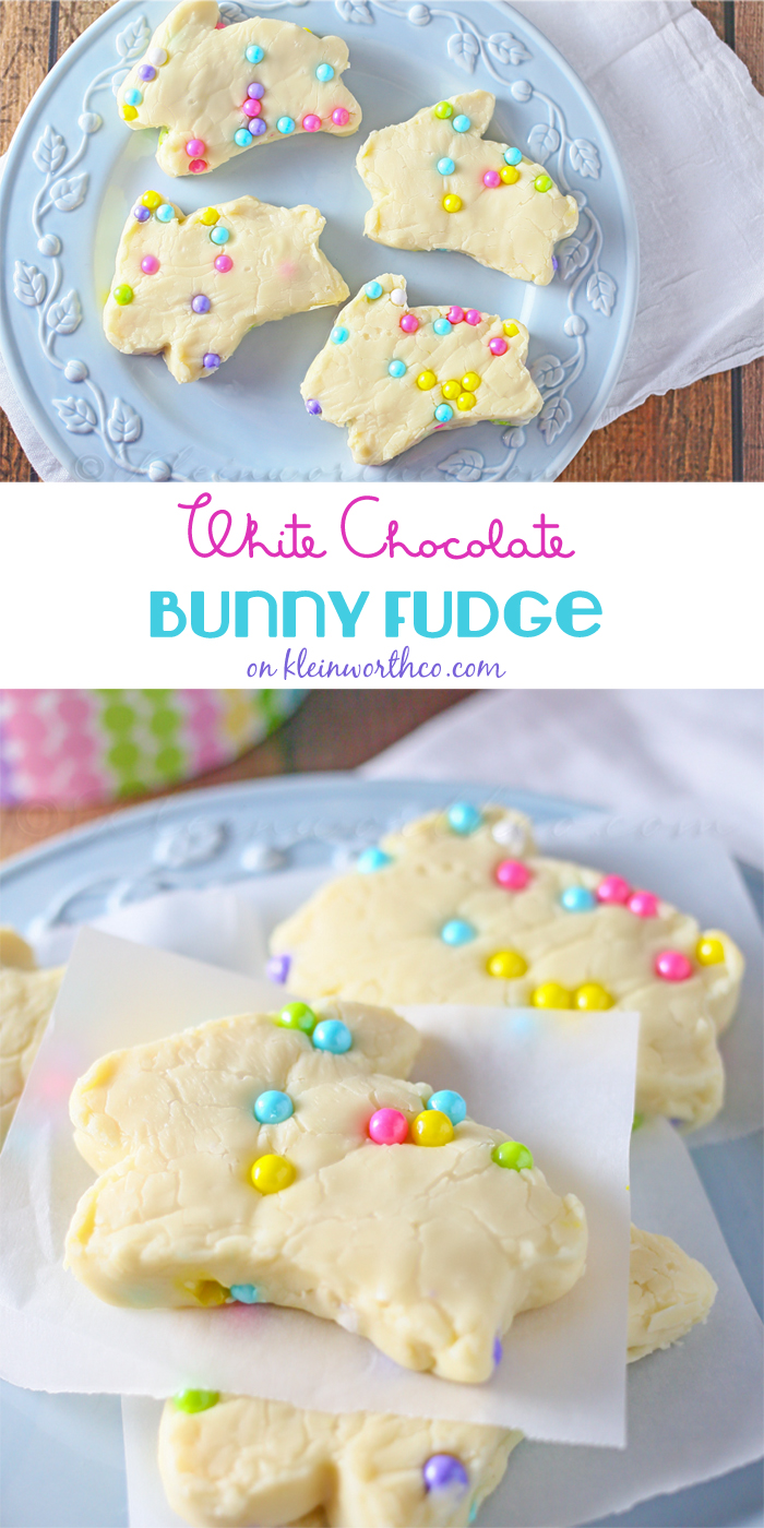 Bunny Fudge