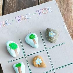 Nature Tic-Tac-Toe