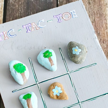 Nature Tic-Tac-Toe