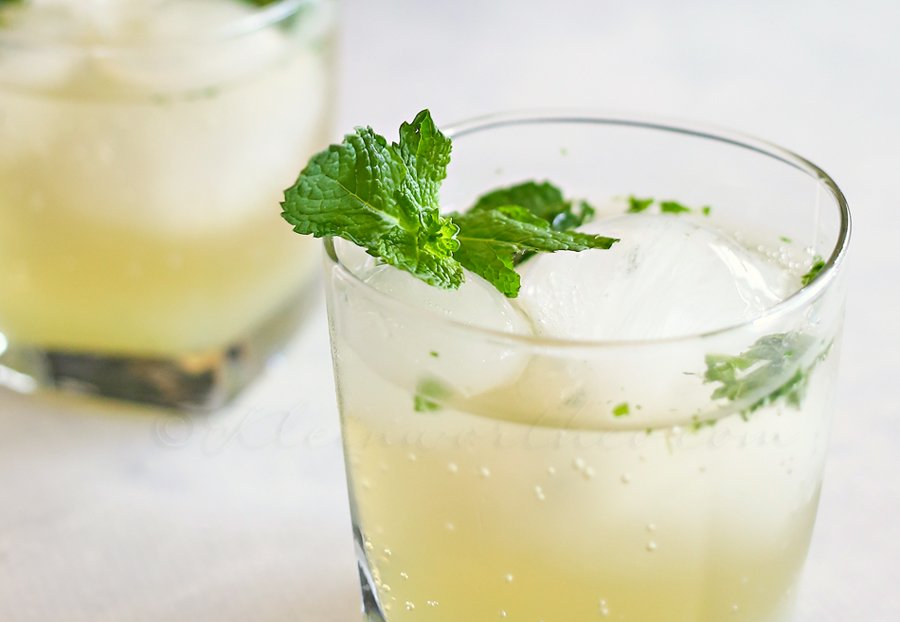 Mint Julep Mocktail : Mocktail Monday