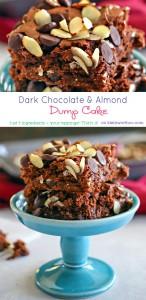 Dark Chocolate & Almond Dump Cake