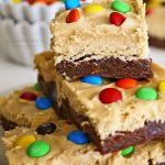 Peanut Butter Whip Brownies recipe