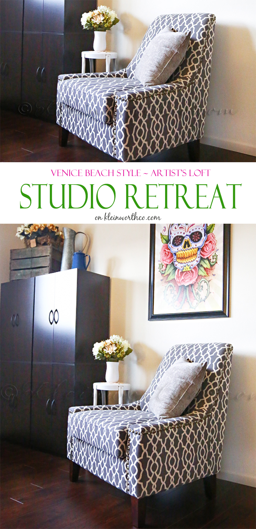 Studio Retreat : Venice Beach Style ~  Artist's Loft