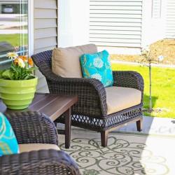 Summer Porch Makeover
