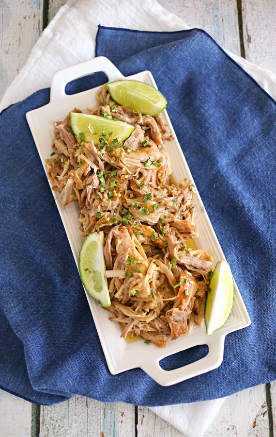 Sweet Pork Barbacoa :Easy Family Dinner Ideas